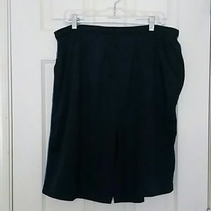 Other - Navy blue Athletic shorts 2X